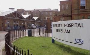 GV'S LEWISHAM HOSPITAL.